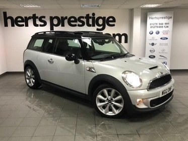 MINI Cooper S 1.6I 16V COOPER S AUTOMATIC CLUBMAN + Pan Roof/Chili Pack/Heated Seats
