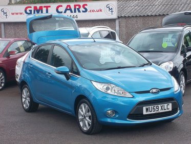 Ford Fiesta 1.4 ZETEC 57,000 MILES FULL SERVICE HISTORY