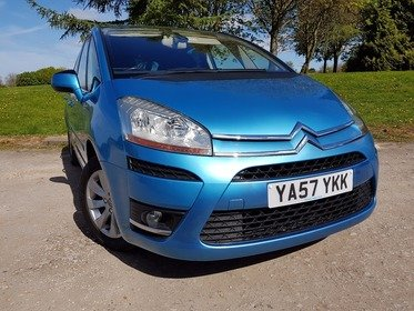 Citroen C4 Picasso 2.0I HDI EXCLUSIVE EGS 138HP
