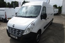 Renault Master LM35 DCI LWB MR NOT NV400 OR MOVANO *NO VAT* *REDUCED*