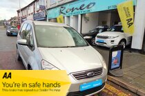 Ford Galaxy ZETEC TDCI AUTOMATIC 7 SEATER