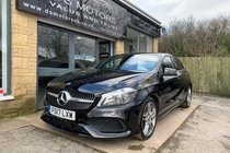 Mercedes A Class A 200 D AMG LINE EXECUTIVE