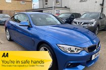 BMW 4 SERIES 420i XDRIVE M SPORT