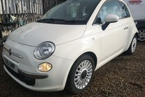 Fiat 500 LOUNGE DUALOGIC automatic