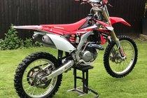 Honda CRF CRF 450R
