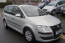 Volkswagen Touran S TDI BLUEMOTION