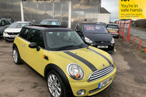 MINI Cooper COOPER CHILI PACK