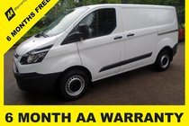 Ford Transit 290 LR P/V EU6 6 MONTH AA WARRANTY - 12 MONTH MOT - FULL SERVICE - 12 MONTH AA BREAKDOWN COVER