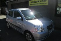 Kia Picanto GS - ONLY 33433 MILES & 1 OWNER -