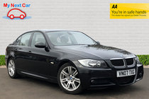 BMW 3 SERIES 320d M SPORT BEAUTIFUL COLOUR COMBINATION