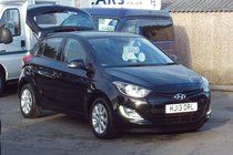 Hyundai I20 1.2 STYLE FULL SERVICE HISTORY £30 PER YEAR ROAD TAX
