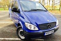 Mercedes Vito 111 CDI EXTRA LONG TRAVELINER