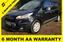 Ford Connect 210 TREND P/V 6 MONTH AA WARRANTY - 12 MONTH MOT - FULL SERVICE - 12 MONTH AA BREAKDOWN COVER