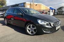 Volvo V60 2.4 D5 SE Lux Geartronic 5dr