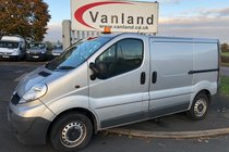 Vauxhall Vivaro 2700 CDTI P/V ECOFLEX