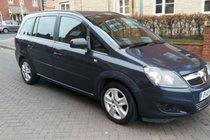 Vauxhall Zafira EXCLUSIV CDTI