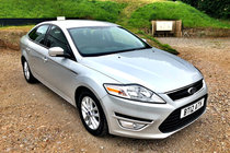 Ford Mondeo Zetec 1.6TDCi ECO 115PS S/S #FinanceAvailable
