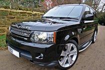 Land Rover Range Rover Sport SDV6 HSE LUXURY