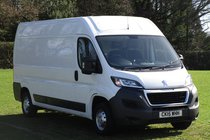 Peugeot Boxer HDI 335 L3H2 PROFESSIONAL - ONE OWNER  *AIR CON - SAT NAV*