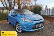 Ford Fiesta 1.4 TDCi ZETEC 5dr MANUAL