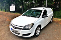 Vauxhall Astra CDTI SPORTIVE Van #PXTOCLEAR