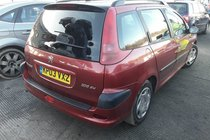 Peugeot 206 XT SW - SMALL FAMILY ESTATE CAR