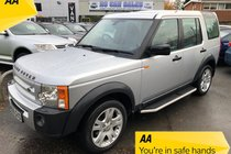 Land Rover Discovery TDV6 SE