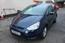 Ford S-Max Zetec 1.8TDI 125 PS 5 Speed - One Owner - Full Service History - Excellent Condition Throughout
