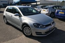 Volkswagen Golf S TDI BLUEMOTION TECHNOLOGY