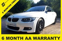 BMW 3 SERIES 320d SPORT PLUS EDITION 6 MONTHS AA WARRANTY - 12 MONTHS MOT - FULL SERVICE - 12 MONTHS AA BREAKDOWN COVER