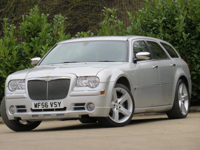 Chrysler 300c 2006 test drive autos post for James hodge motor company paris texas