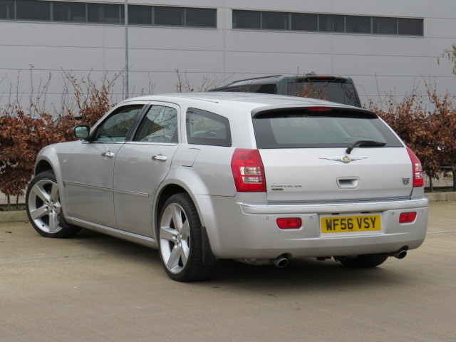 Vogue Cars Chrysler 300c 3 0 V6 Crd C Touring