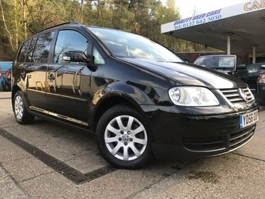 Volkswagen Touran 1.9 TDI PD S 7 SEATS 90PS