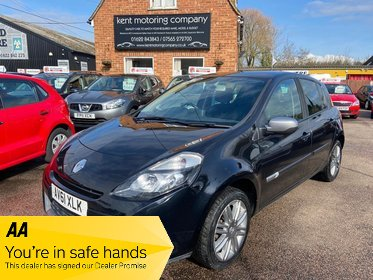 Renault Clio GT LINE TOMTOM TCE