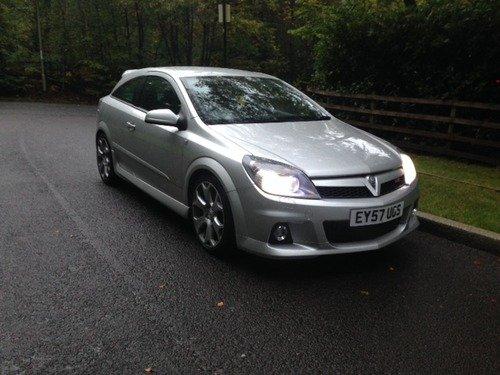 Vauxhall Astra 2.0I 16V TURBO VXR