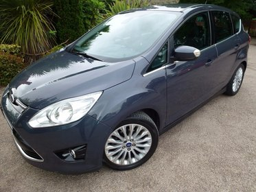 Ford C-Max 1.6 TDCI TITANIUM 115PS
