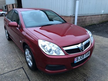 Vauxhall Vectra Exclusiv 1.9CDTI (120PS)