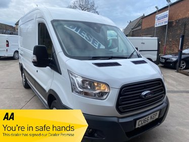 Ford Transit 290 TREND L2 H2 Fwd 2.2 TDCi 125ps