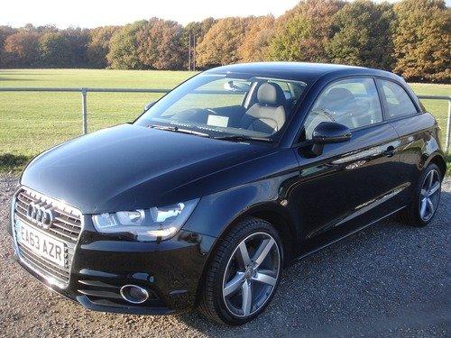 Audi A1 1.4 TFSI COD SPORT 140PS
