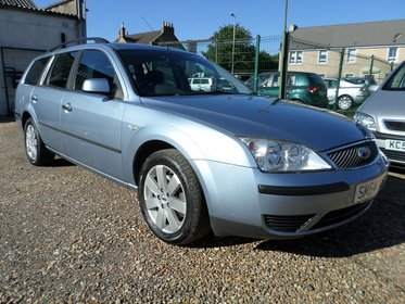 Ford Mondeo 2.0 TDCI MISTRAL 115PS