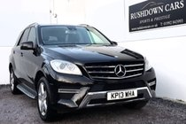Mercedes M Class ML350 BLUETEC AMG SPORT