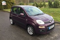 Fiat Panda 0.9 TwinAir 85hp Lounge FULL SERVICE HISTORY AIR CONDITIONING ONE LADY OWNER