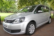 Volkswagen Touran SE TDI BLUEMOTION TECHNOLOGY
