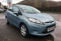 Ford Fiesta Style 1.4 080