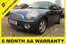 MINI Cooper ONE 6 MONTH WARRANTY-12 MONTH MOT-12 MONTH AA COVER-12 MONTH FULL SERVICE