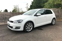 Volkswagen Golf 2.0 TDI [150] BlueMotion Tech GT (6 Speed) 5dr