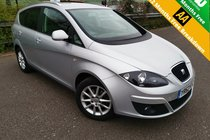 SEAT Altea TDI CR SE DSG