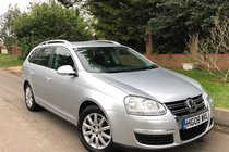 Volkswagen Golf SE TDI ESTATE TOW BAR 2020 MOT