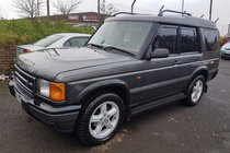 Land Rover Discovery Td5 ES 5 Seat
