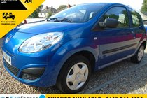 Renault Twingo EXPRESSION 6 MONTH WARRANTY-12 MONTH MOT-12 MONTH AA COVER-12 MONTH FULL SERVICE